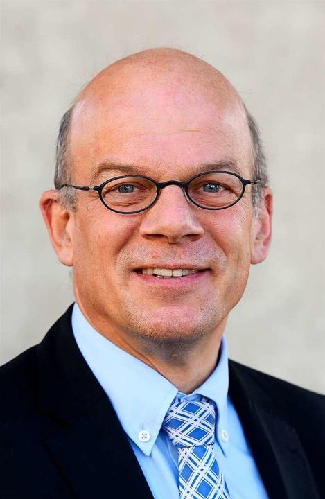 Holger Reinecke ist Chef von Schölly F...doskope, Kamerasysteme für Endoskopie.  | Foto: Thomas Kunz