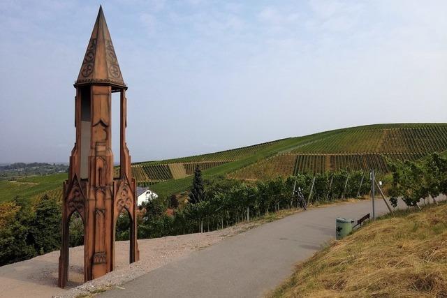 Hubert Burdas gotischer Gruß nach Straßburg