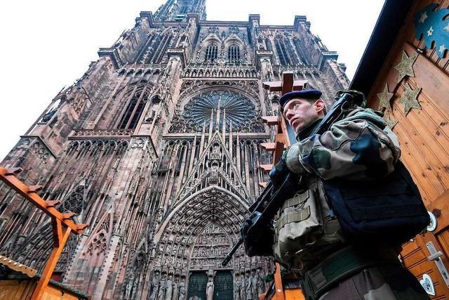Anschlag in Straßburg: Was wir wissen – und was nicht