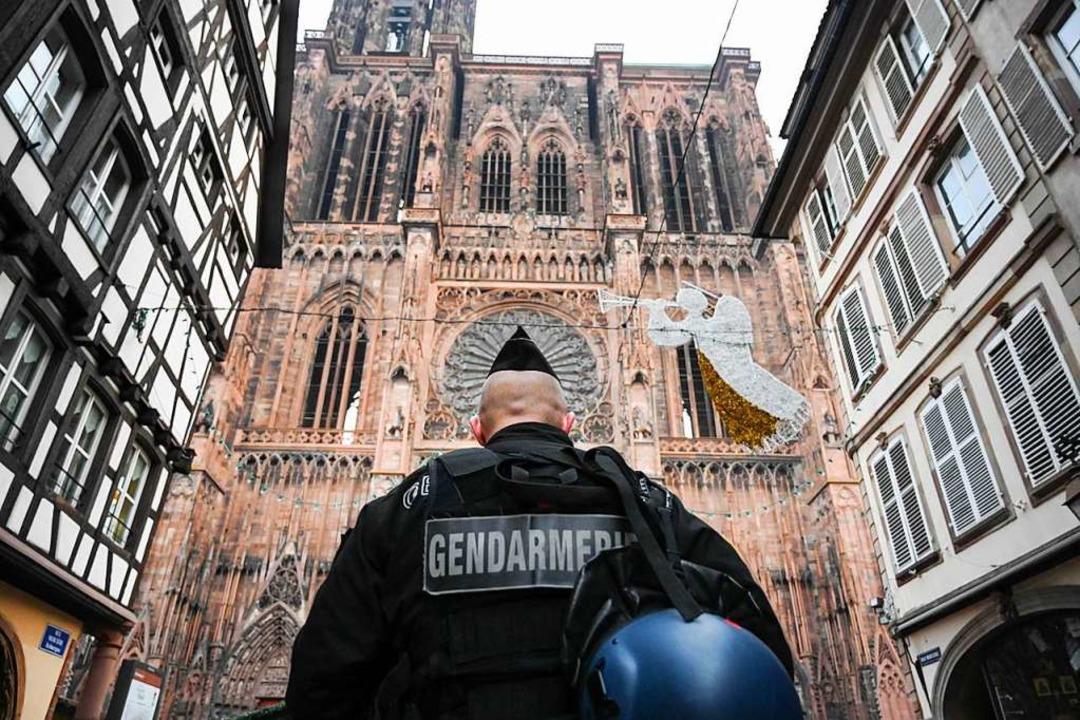 Was geschah in Straßburg – und warum?  | Foto: AFP