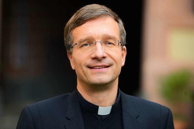 Der Freiburger Weihbischof Michael Gerber wird neuer Bischof von Fulda