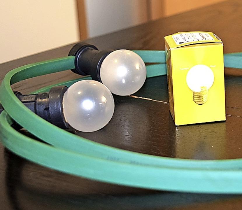 Pearl Weihnachtsbeleuchtung.Lichterketten Jetzt Auch Mit Sparbeleuchtung Zell Im Wiesental