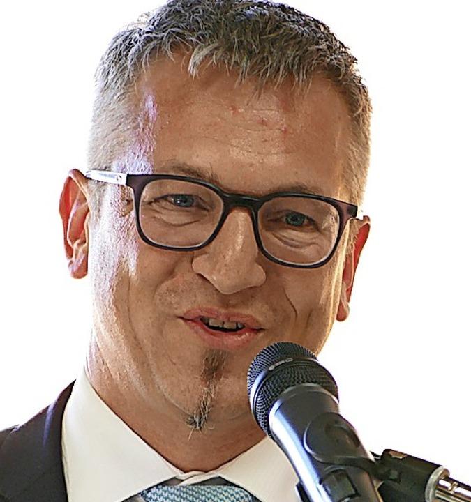 Jürgen Kaiser, Aufsichtsratschef   | Foto: peter Stellmach