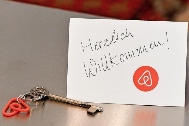 Airbnb muss Namen von Vermietern nennen