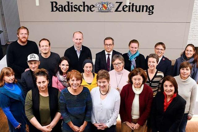 Diese 16 sozialen Projekte unterstützt die BZ-Aktion Weihnachtswunsch