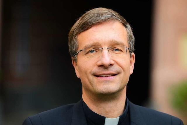 Michael Gerber ist der jüngste Ortsbischof in Deutschland