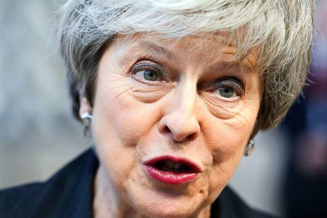 Theresa May in der Sackgasse