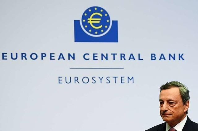 Ende der EZB-Anleihekäufe bedeuten noch keine Normalisierung