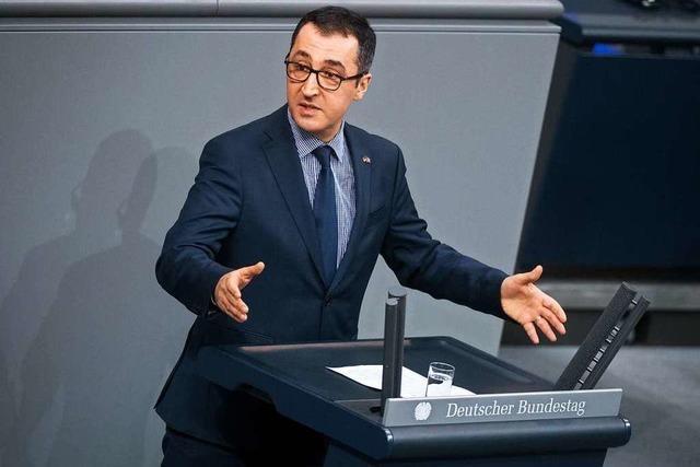 Plädoyer für Pressefreiheit: Cem Özdemir hielt Rede des Jahres