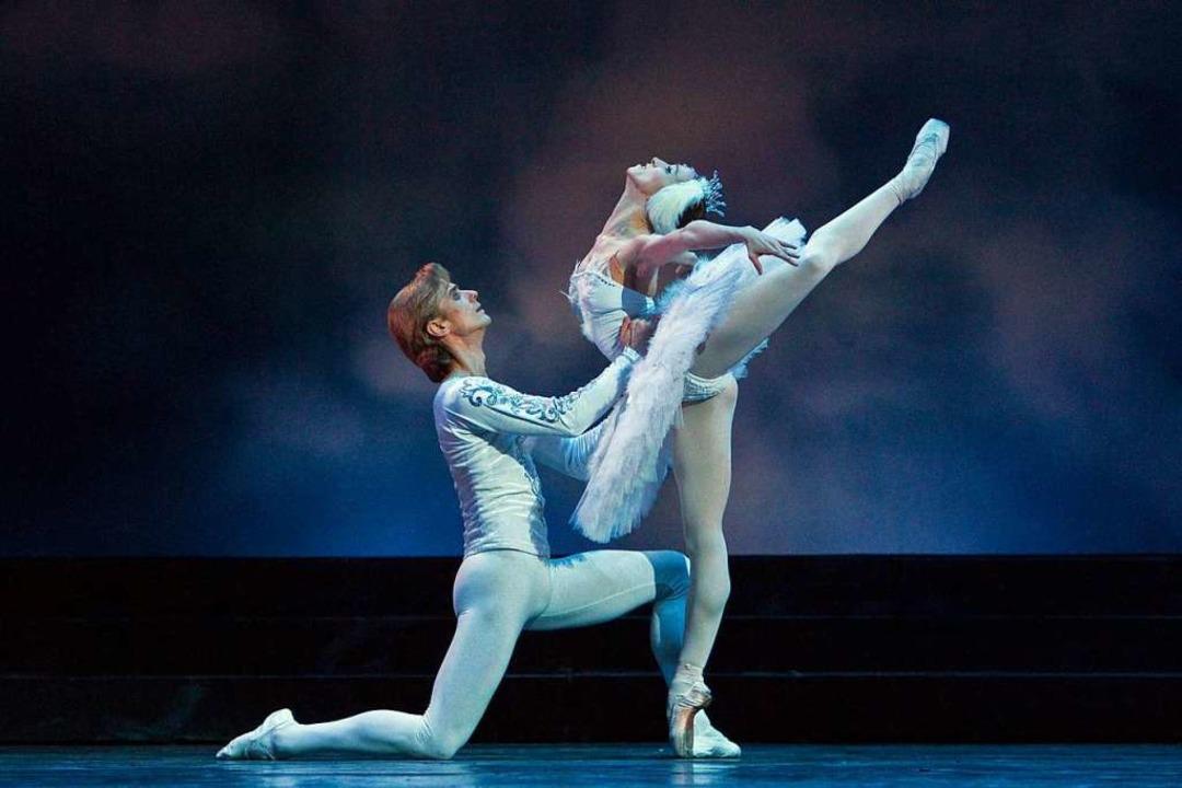 Zauberhaftes Schwanensee- Ballett  | Foto: agenda production