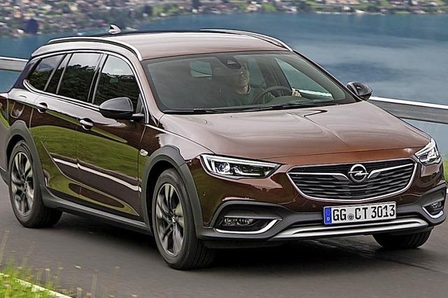 Opel startet durch