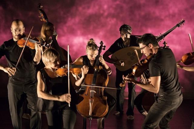 Marianne Piketty und Ensemble Concert Idéal spielen Vivaldi und Piazzolla