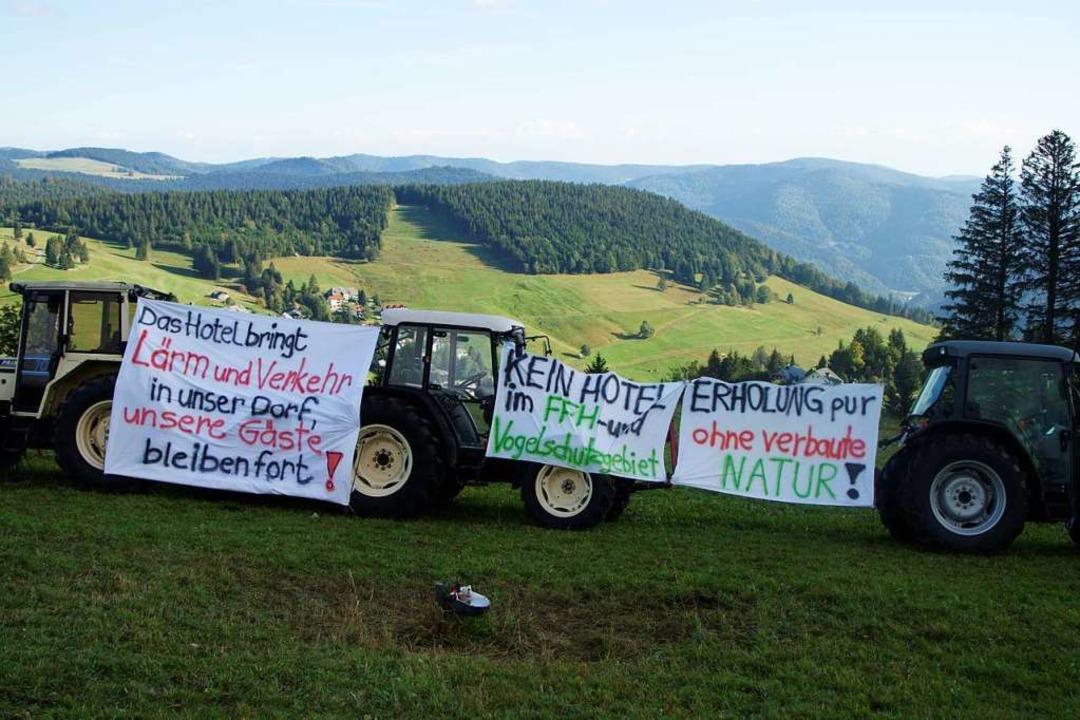 Im September hatte die Bürgerinitiativ...bei der Stadt einreichen (Archivbild).  | Foto: Verena Wehrle