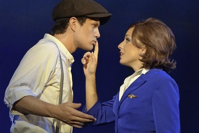 Vier Vorstellung von Happy Landing sind von Samstag, 29., bis Montag, 31. Dezember, im Gloria-Theater in Bad Säckingen zu sehen/Die Badische Zeitung verlost zweimal zwei Tickets.
