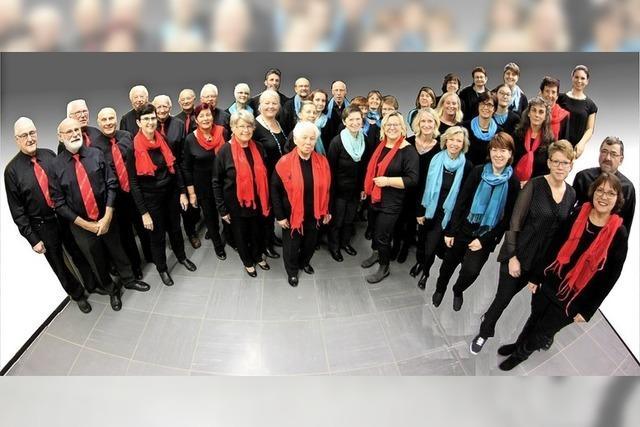 Mundinger Gesangverein und Ton-Ab in Emmendingen