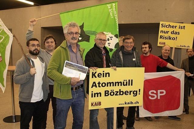 Kritische Stimmen in Regionalkonferenz Jura Ost