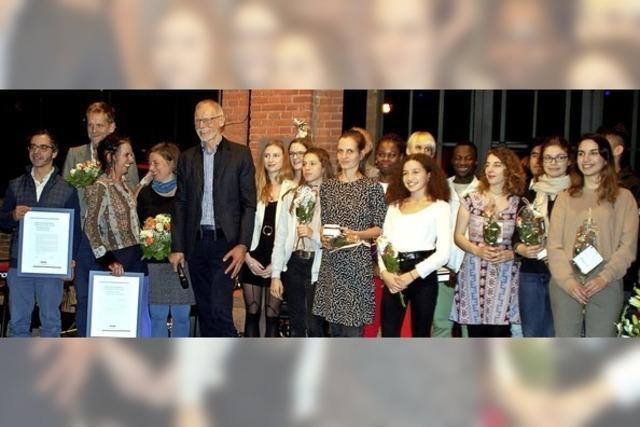 Hohe Auszeichnung für Heinrich Bröckelmann und die Kunstschule