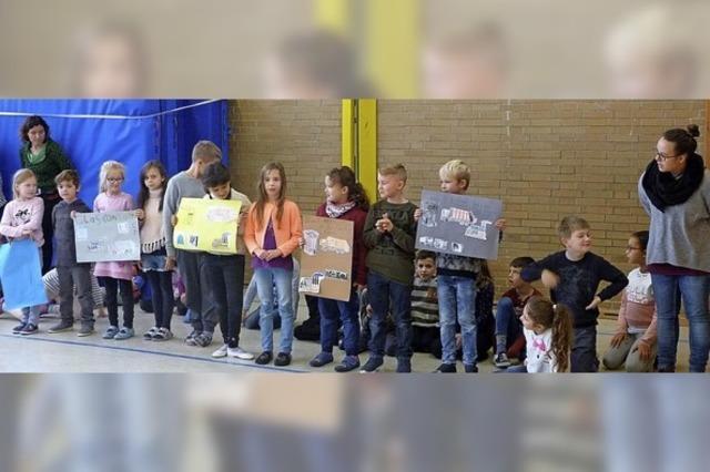 Schüler werden zum Müllexperten
