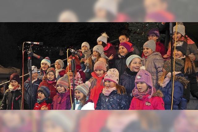 Drei Tage lang Altstadtweihnacht in Laufenburg