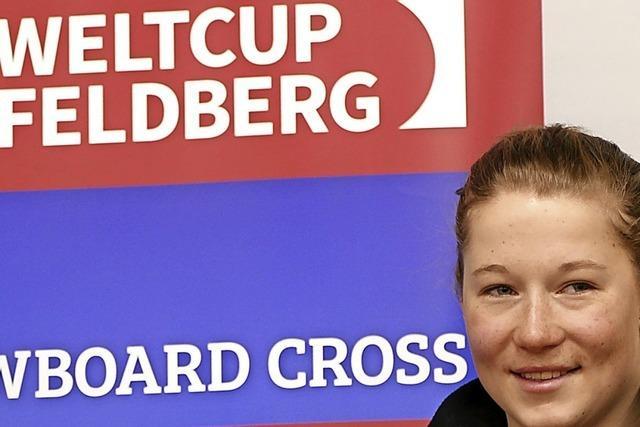 Jana Fischer qualifiziert sich ganz entspannt für die WM in den USA