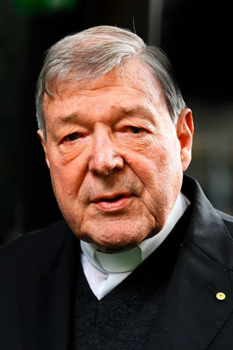 George Pell  | Foto: James Ross