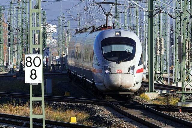 Deutsche Bahn und Gewerkschaft EVG einigen sich im Tarifstreit