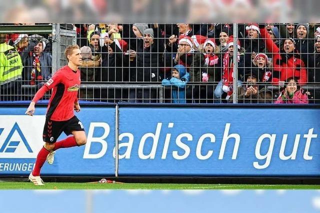 Welche Rolle gelbe und rote Hemdle beim SC Freiburg spielen