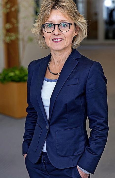 Birgit Schmedding leitet nun die Filiale in Freiburg.   | Foto:  Deutsche Bundesbank, M. Spiegelhalter