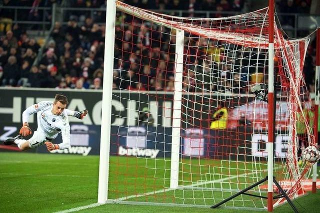 Der SC Freiburg verliert bei Schlusslicht Fortuna Düsseldorf