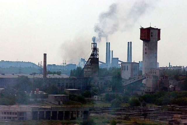 Schleichende Apokalypse in der Ostukraine