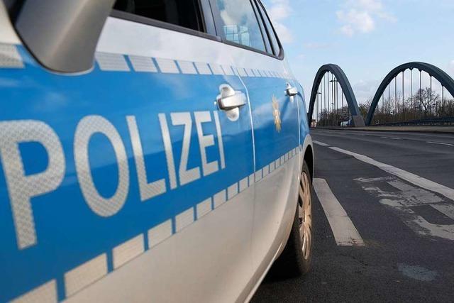 Zechprellerei in Friedlingen: Erst gegessen, dann ohne zu bezahlen versucht zu verschwinden