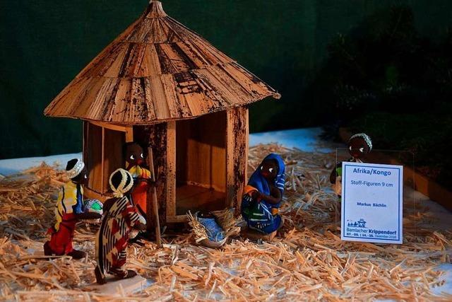 Warum Bamlach alle fünf Jahre zum Bethlehem Südbadens wird