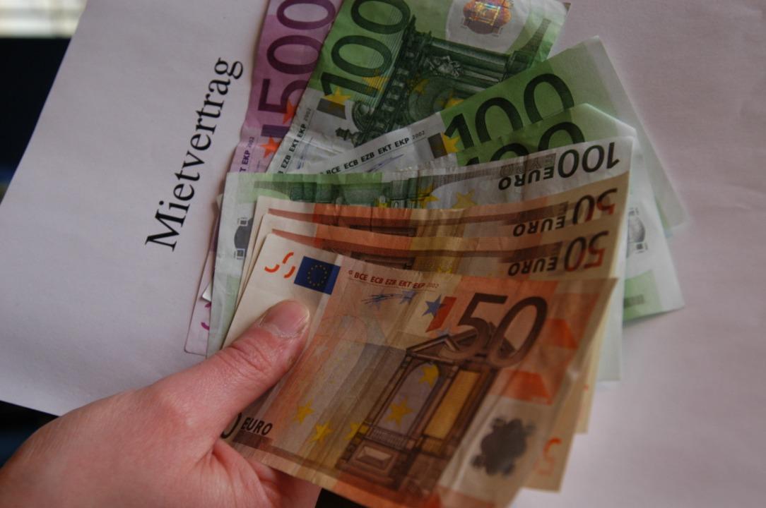 31,75 Euro Kaltmiete pro Quadratmeter ...e Zimmer in der Achter-WG aufgerufen.   | Foto: Ingo Schneider
