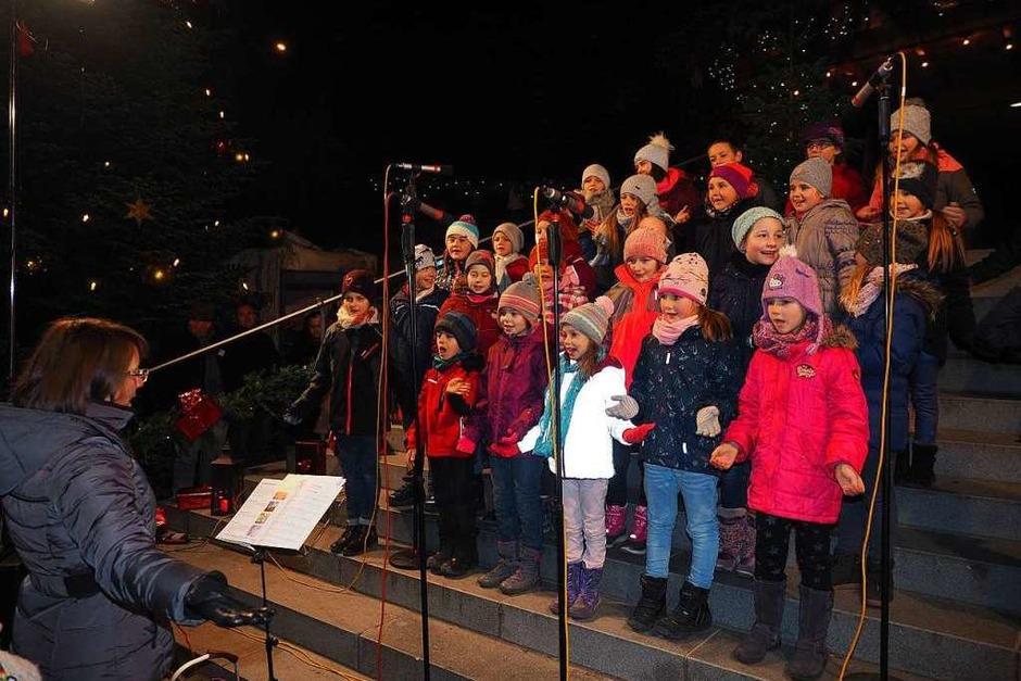 Weihnachtsmarkt Laufenburg.Weihnachtsmarkt In Der Laufenburger Altstadt Laufenburg