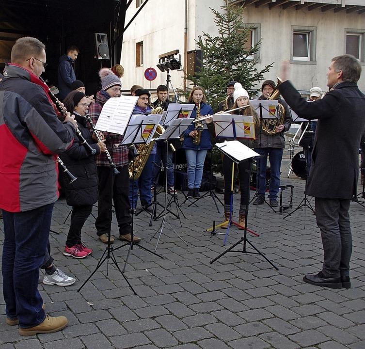 Musik ist ein wichtiger Teil des Tenin...r mit einem breiten Angebot verwöhnt.     Foto: Annika Sindlinger