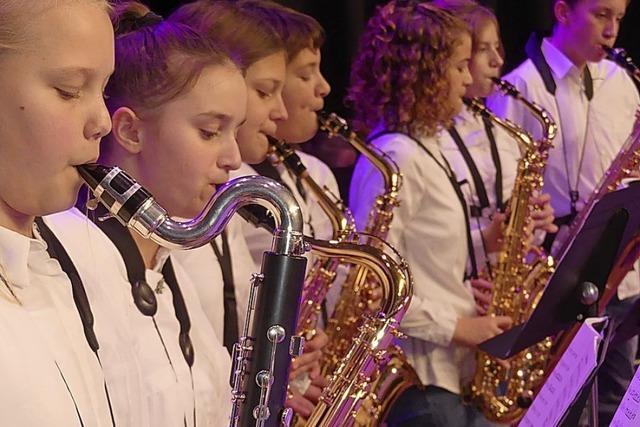 Eine musikalische Bescherung