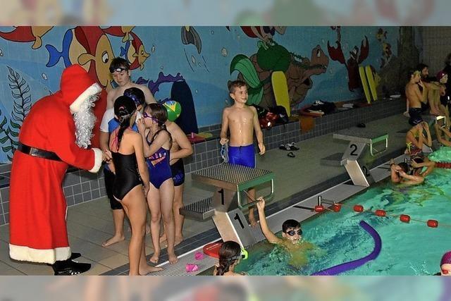 Der SSV ist nun eine Schwimmschule