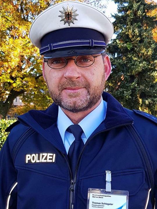 Thomas Schlageter    Foto: Julius Wilhelm Steckmeister