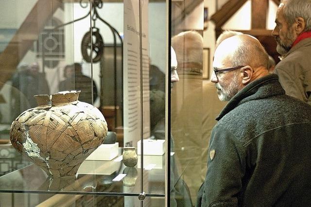 Archäologische Exponate kehren zurück