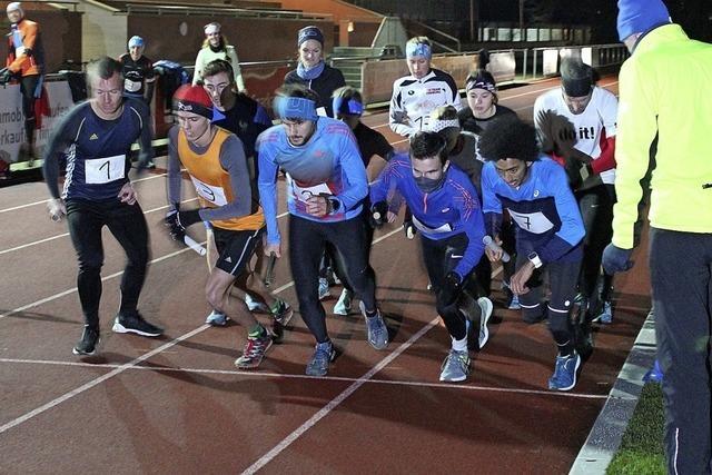 LAC-Läufer halten Rekord