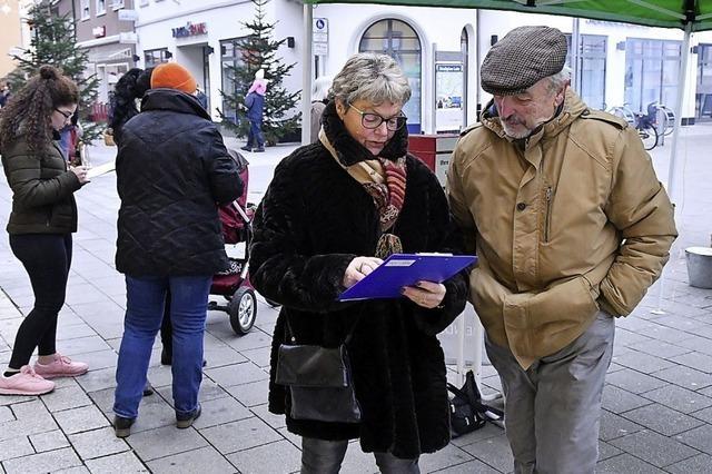 Umfrage zum Rathausplatz