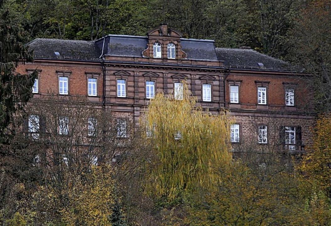 Das Reichswaisenhaus     Foto: ycb