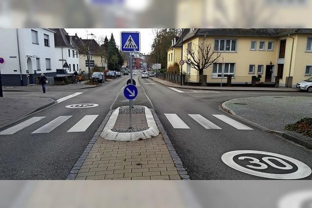 Tempolimit Goethestraße: Stadt zieht positive Bilanz