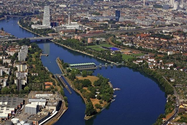 Basel will nicht in den Himmel wachsen