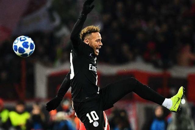 Begeisternder Fußball mit den ewig Gleichen in der Champions League