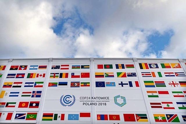 Das Fundament für mehr Ehrgeiz beim Klimaschutz ist gelegt