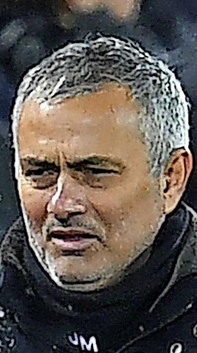 Mourinho    Foto: AFP