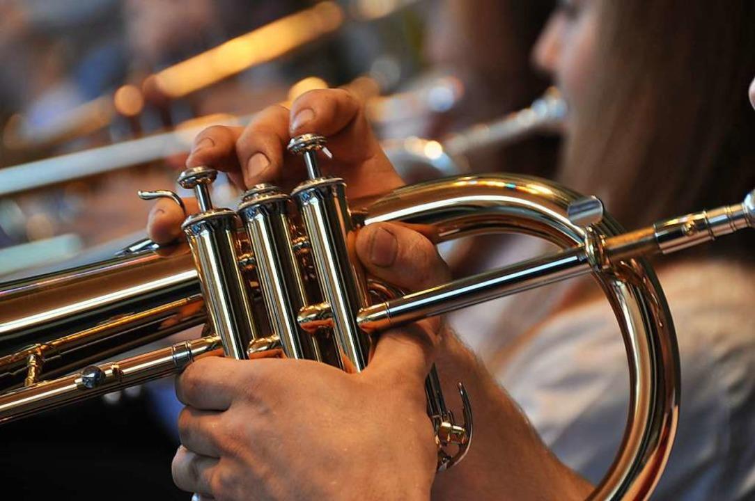 Blasmusik ist zukunftsfähig, ist Peter Hässler überzeugt.    Foto: Daniel Gramespacher