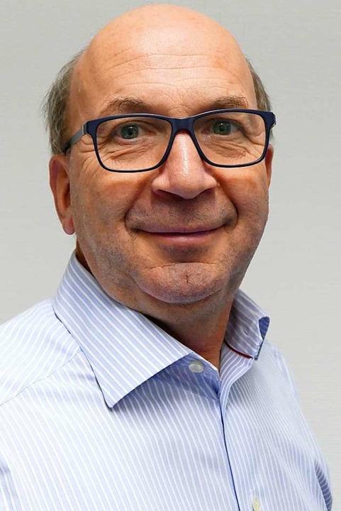 Peter Hässler, Präsident des Alemannischen Musikverbandes.    Foto: Maja Tolsdorf
