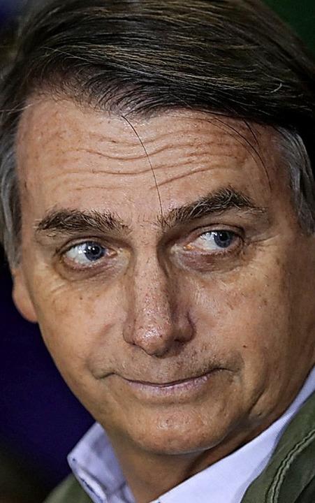 J. Bolsonaro   | Foto: dpa